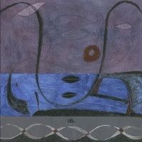 after st ives (oils and earth pigments on board; 30x30cm) 2008