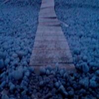 causeway, westward ho! (digital photo) 2009