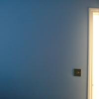 the blue room, home (digital photo) 2009