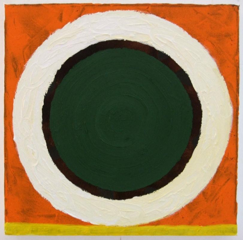 chrome-copper-iron-cadmium-and-titanium-oils-earth-pigments-on-canvas-30x30cm-2009