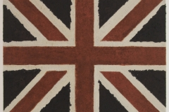 union-jack-earth-pigments-pva-on-canvas-26x26cm-2009