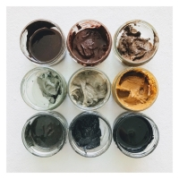 014 9 Cornish earth pigment oil paints earth pigments and linseed oil)